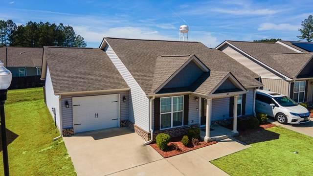 422 Tarsel Court, AIKEN, SC 29801 (MLS #115800) :: Fabulous Aiken Homes