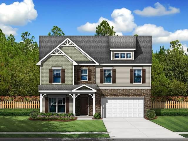 6130 Whirlaway Road, GRANITEVILLE, SC 29829 (MLS #115827) :: Fabulous Aiken Homes