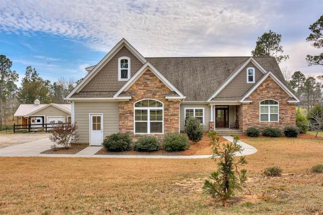 585 Shell Bluff Drive, AIKEN, SC 29803 (MLS #115829) :: Fabulous Aiken Homes