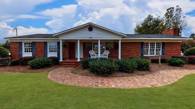 464 Williston Road, BEECH ISLAND, SC 29842 (MLS #115842) :: Fabulous Aiken Homes