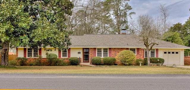 583 Banks Mill Road Se, AIKEN, SC 29801 (MLS #115847) :: Tonda Booker Real Estate Sales