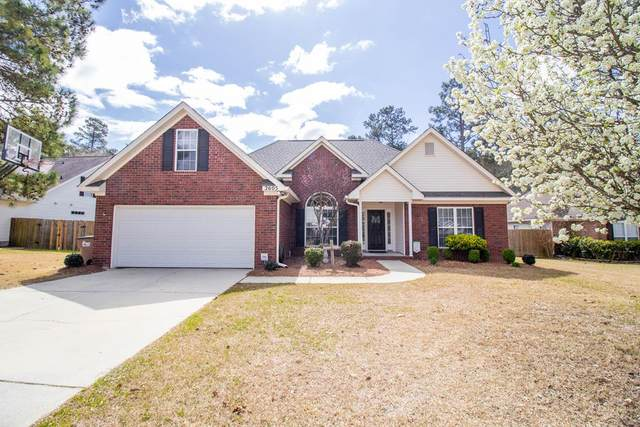 2605 Beaver Creek Lane, AIKEN, SC 29803 (MLS #115900) :: The Starnes Group LLC