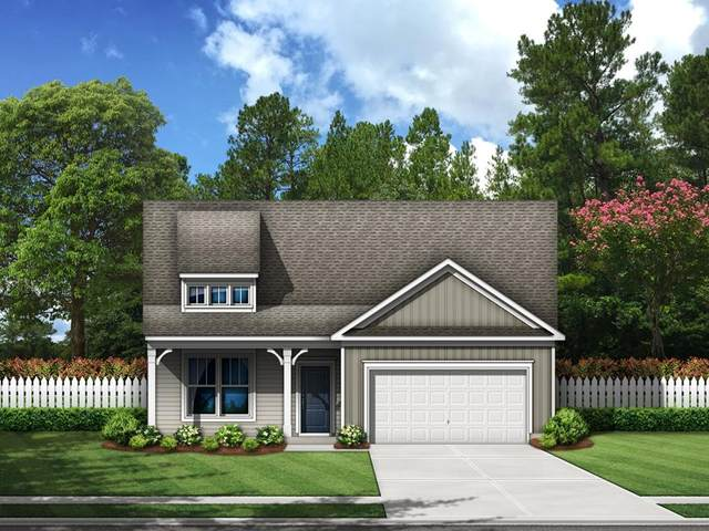 283 Sir Barton Loop, GRANITEVILLE, SC 29829 (MLS #115989) :: Fabulous Aiken Homes