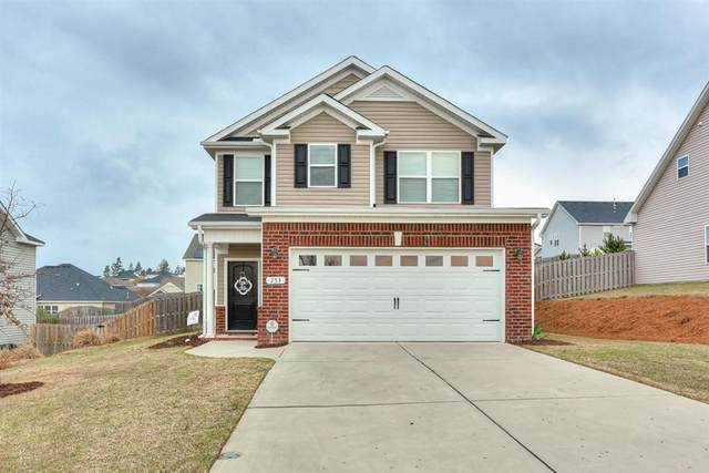253 Baylor Drive, GRANITEVILLE, SC 29829 (MLS #116025) :: Tonda Booker Real Estate Sales
