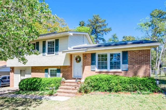 313 Kirby Drive, NORTH AUGUSTA, SC 29841 (MLS #116066) :: Fabulous Aiken Homes