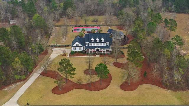 396 Sorrell Red Court, WARRENVILLE, SC 29851 (MLS #116079) :: The Starnes Group LLC