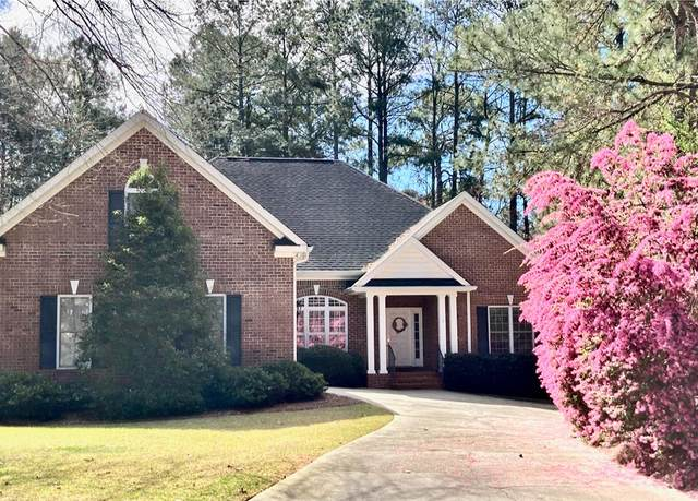 4 Pine Needle Circle, AIKEN, SC 29803 (MLS #116176) :: The Starnes Group LLC