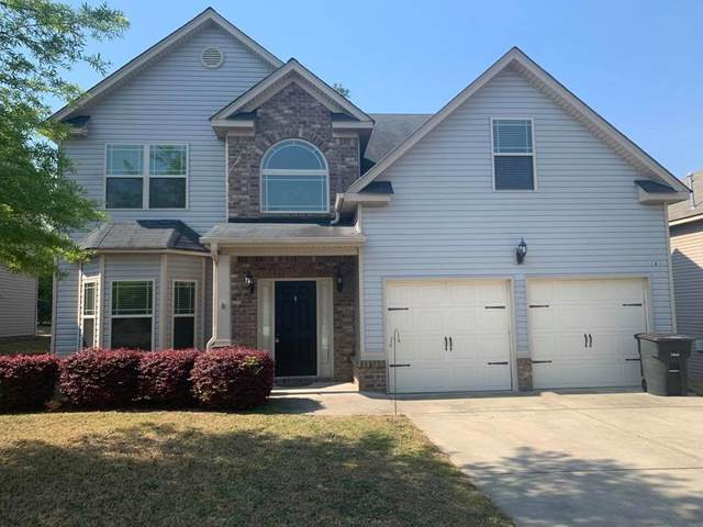 181 Mossy Oak Circle, NORTH AUGUSTA, SC 29841 (MLS #116181) :: The Starnes Group LLC
