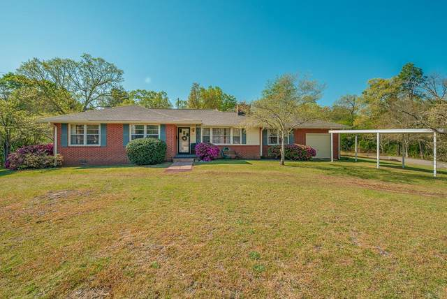 51 Vanderbilt Drive, AIKEN, SC 29803 (MLS #116183) :: For Sale By Joe | Meybohm Real Estate