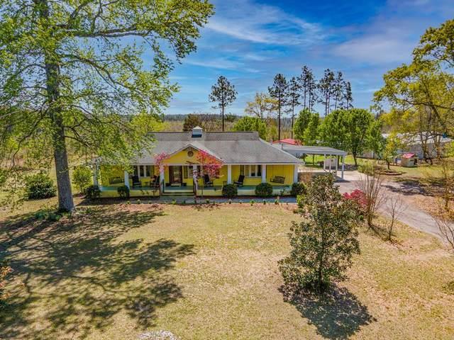 13 Winding Road, WAGENER, SC 29164 (MLS #116185) :: For Sale By Joe | Meybohm Real Estate