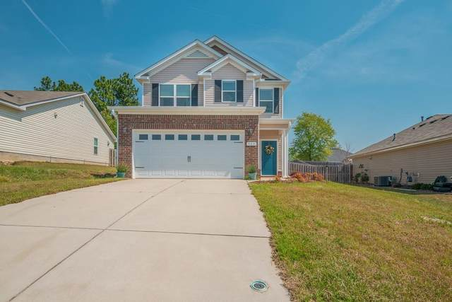 303 Baylor Drive, GRANITEVILLE, SC 29829 (MLS #116205) :: Tonda Booker Real Estate Sales