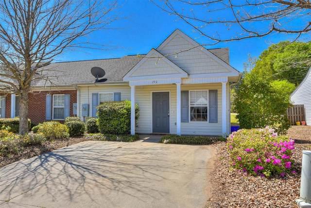 190 Satomi Way, AIKEN, SC 29803 (MLS #116213) :: Shannon Rollings Real Estate