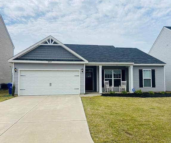 8207 Cozy Knoll, GRANITEVILLE, SC 29829 (MLS #116225) :: Tonda Booker Real Estate Sales
