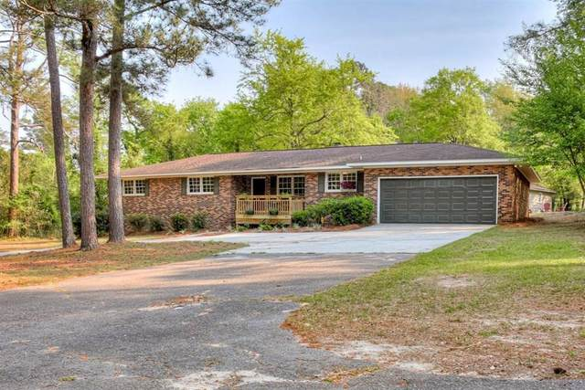 504 Gregg Avenue Nw, AIKEN, SC 29801 (MLS #116229) :: Shannon Rollings Real Estate