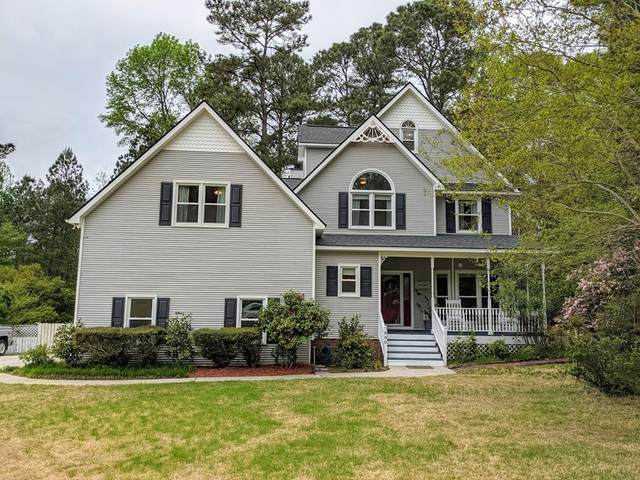 680 Lakeside Drive, AIKEN, SC 29803 (MLS #116235) :: Shannon Rollings Real Estate