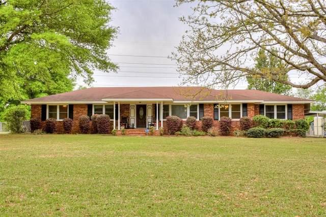 1005 Brookhaven Drive, AIKEN, SC 29803 (MLS #116253) :: Fabulous Aiken Homes