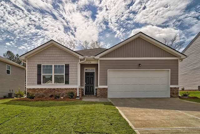 224 Donnington Court, AIKEN, SC 29801 (MLS #116263) :: Shannon Rollings Real Estate