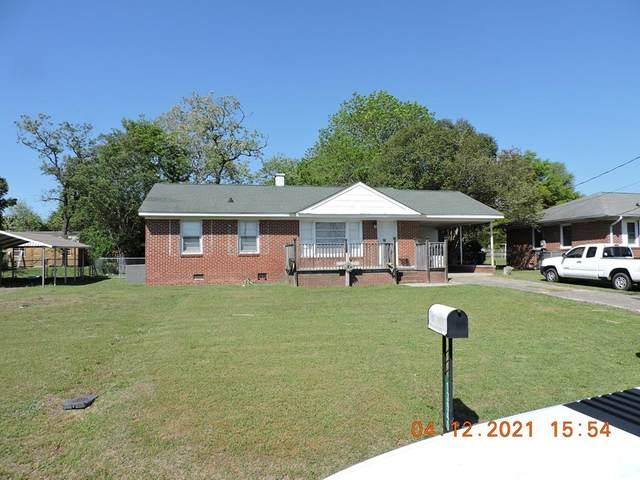 13940 Church Street, WILLISTON, SC 29853 (MLS #116286) :: For Sale By Joe | Meybohm Real Estate