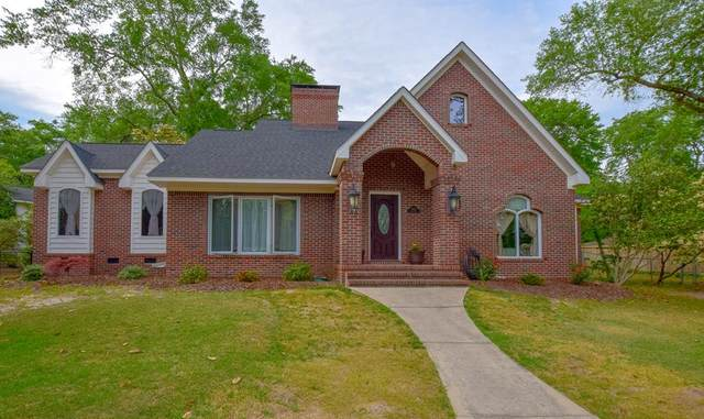 3422 Summit Drive, AIKEN, SC 29801 (MLS #116299) :: Fabulous Aiken Homes