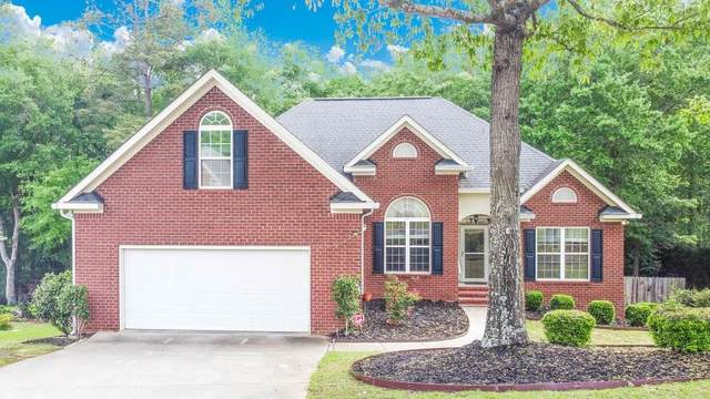 5038 Fieldcrest Drive, NORTH AUGUSTA, SC 29841 (MLS #116308) :: Fabulous Aiken Homes