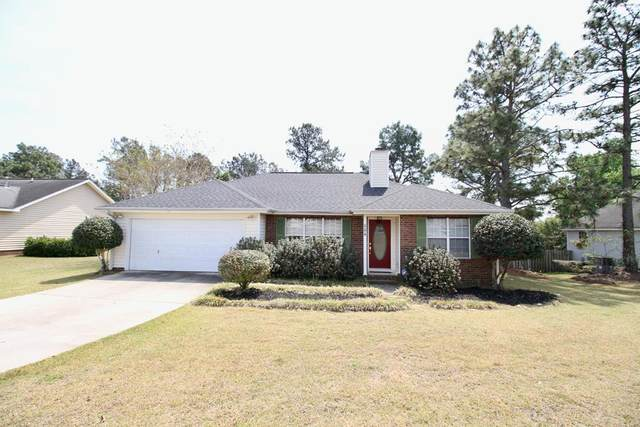 564 Old Sudlow Lake Road, NORTH AUGUSTA, SC 29841 (MLS #116311) :: Fabulous Aiken Homes