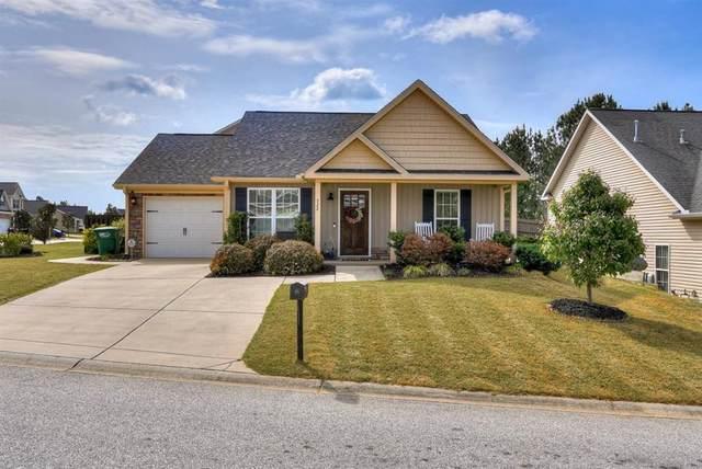522 Curzon Court, AIKEN, SC 29801 (MLS #116321) :: Fabulous Aiken Homes