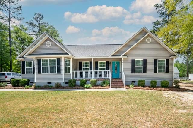 44 Blue Bonnet Ln, BARNWELL, SC 29812 (MLS #116325) :: Fabulous Aiken Homes