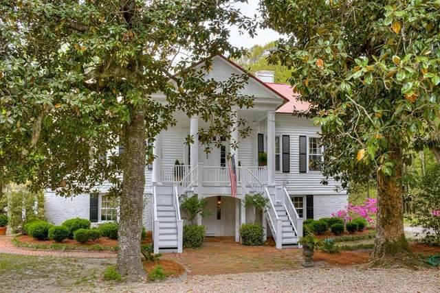 272 Cedar Hall Road, BARNWELL, SC 29812 (MLS #116326) :: Fabulous Aiken Homes