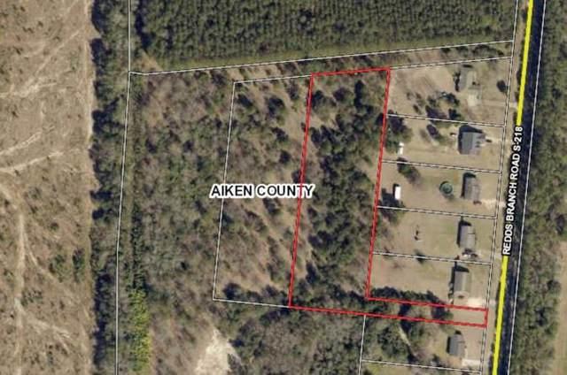0 Redds Branch Road, AIKEN, SC 29801 (MLS #116327) :: Fabulous Aiken Homes