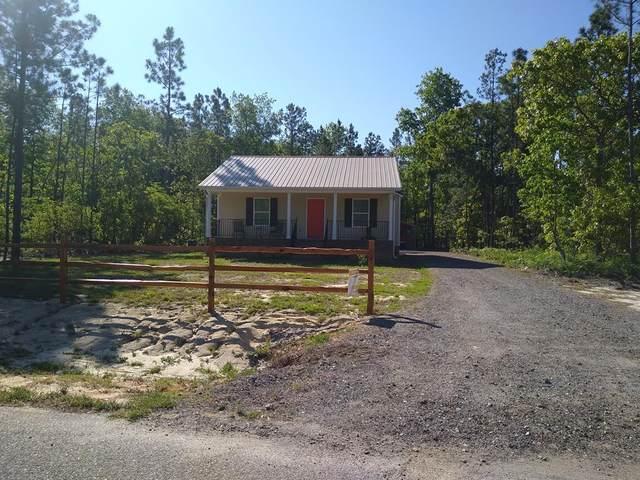 820 Kedron Church Road, AIKEN, SC 29805 (MLS #116331) :: Fabulous Aiken Homes