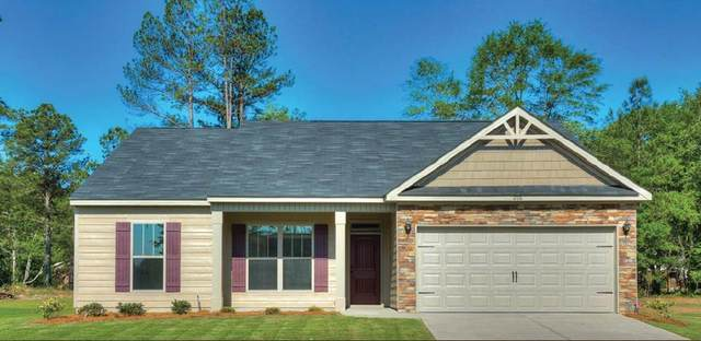 15 Orchard Circle, EDGEFIELD, SC 29824 (MLS #116343) :: RE/MAX River Realty