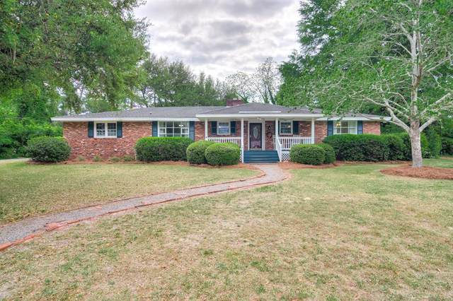 11 Longwood Drive, AIKEN, SC 29803 (MLS #116348) :: The Starnes Group LLC