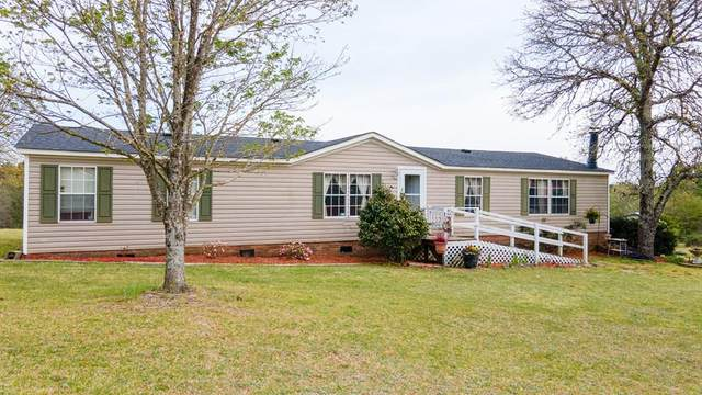 407 Sawyer Road, MONETTA, SC 29105 (MLS #116349) :: Fabulous Aiken Homes