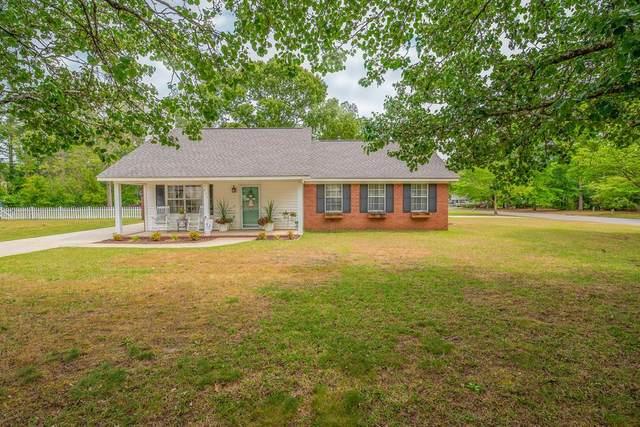 606 Randolph Street, AIKEN, SC 29803 (MLS #116399) :: Fabulous Aiken Homes