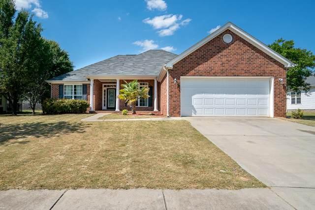 156 Marigold Drive, AIKEN, SC 29803 (MLS #116401) :: Fabulous Aiken Homes