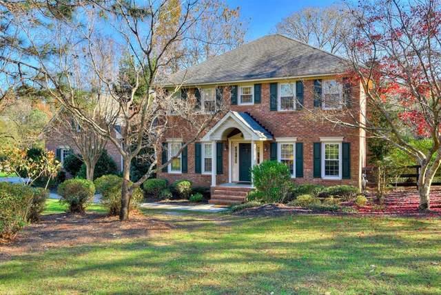 3725 Lone Oak Drive, AIKEN, SC 29803 (MLS #116414) :: Fabulous Aiken Homes