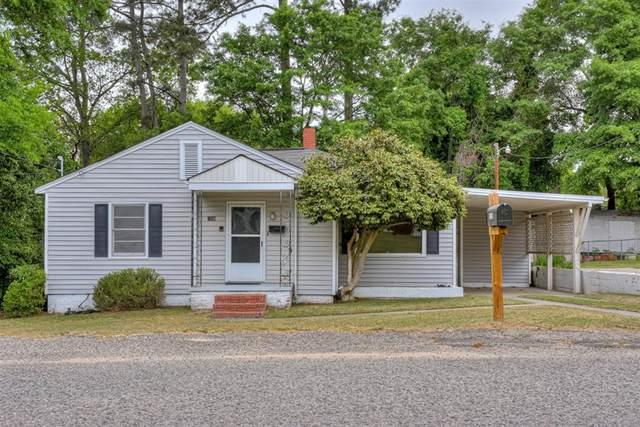 2930 Congaree Avenue, AIKEN, SC 29801 (MLS #116427) :: Fabulous Aiken Homes