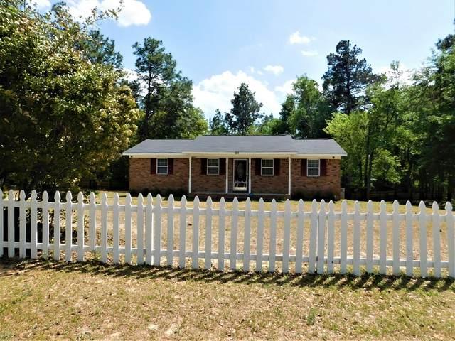 127 Midway Circle, AIKEN, SC 29803 (MLS #116434) :: Fabulous Aiken Homes