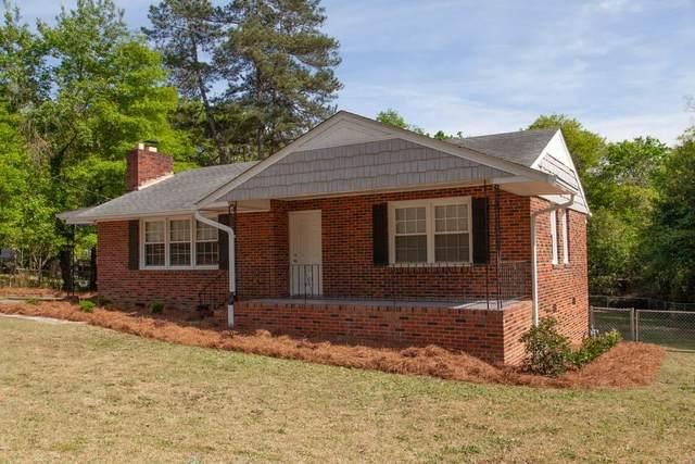 3007 Seneca Avenue, AIKEN, SC 29801 (MLS #116436) :: Fabulous Aiken Homes