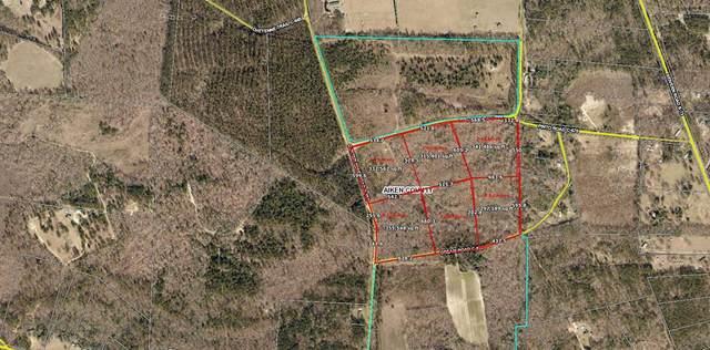 Parcel 6 Dream Road, WAGENER, SC 29164 (MLS #116442) :: Fabulous Aiken Homes