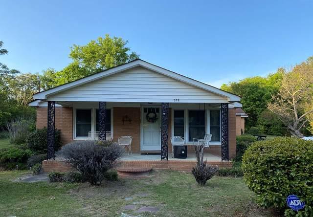 201 Birch Street, AIKEN, SC 29803 (MLS #116480) :: Shannon Rollings Real Estate