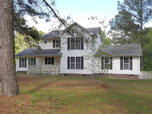 210 North Trail Road, ORANGEBURG, SC 29115 (MLS #116490) :: RE/MAX River Realty