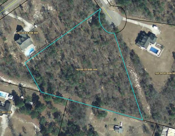 5 Twin Lakes Estates Lot, TRENTON, SC 29847 (MLS #116497) :: Shannon Rollings Real Estate