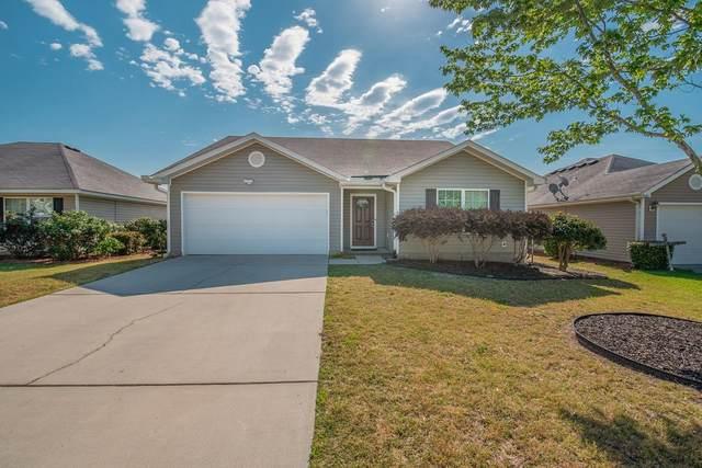 4108 Stone Pass Drive, GRANITEVILLE, SC 29829 (MLS #116525) :: Tonda Booker Real Estate Sales