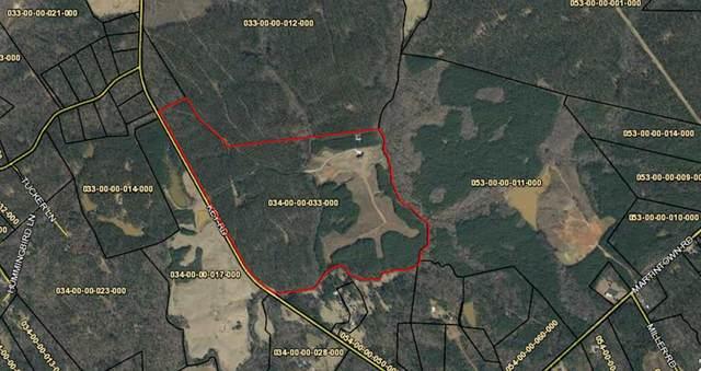 154 Key Road, EDGEFIELD, SC 29824 (MLS #116556) :: Shannon Rollings Real Estate