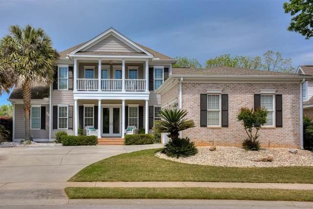 459 Shoreline Drive, NORTH AUGUSTA, SC 29841 (MLS #116629) :: Fabulous Aiken Homes