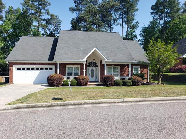 244 Bridle Path Road, NORTH AUGUSTA, SC 29860 (MLS #116650) :: Shannon Rollings Real Estate
