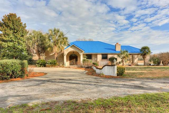 15152 Highway 78, WILLISTON, SC 29853 (MLS #116657) :: Shannon Rollings Real Estate
