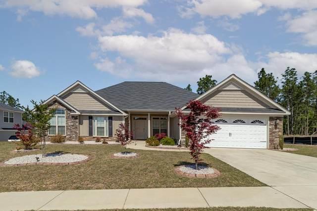 2163 Fordham Drive, GRANITEVILLE, GA 29829 (MLS #116668) :: Shannon Rollings Real Estate