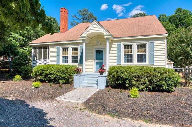 1110 Pine Drive, AIKEN, SC 29801 (MLS #116672) :: Shannon Rollings Real Estate